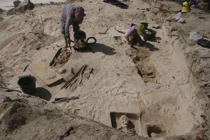 L'Inrap étudie un cimetière d'esclaves en Guadeloupe | Rhit Genealogie | Scoop.it