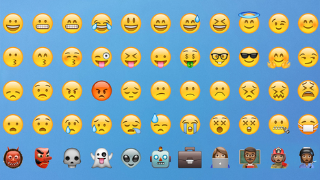 The Do's and Don'ts of Using Emojis at Work: LinkedIn Career Expert Series | All About LinkedIn | Scoop.it