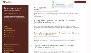 Eenvoudig in 5 minuten een Ebook maken met Readlists - Media en Technologie in het Onderwijs | Ebooks, interactive iBooks & iBooks Author | Scoop.it