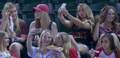 "What you need to know about those ""selfie girls"" — Absurdist — Medium 