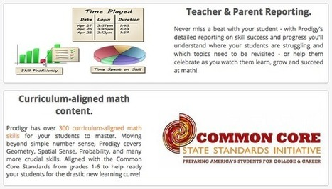 Prodigy Math Game: Game-Based Learning for the Common Core | Technology in Art And Education | Scoop.it