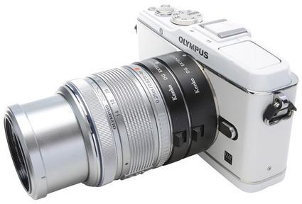 Kenko anuncia tubos de extensión electrónicos para NEX y Micro Cuatro Tercios   COMPACT VIDEO & PHOTOGRAPHY   Scoop.it
