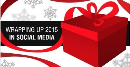 Wrapping Up 2015 in Social Media | Modern Marketer | Scoop.it