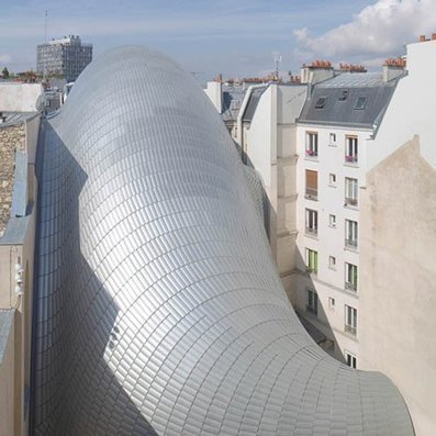 "[Paris 13] Renzo Piano designs glass ""organic creature"" to house Pathé Foundation 