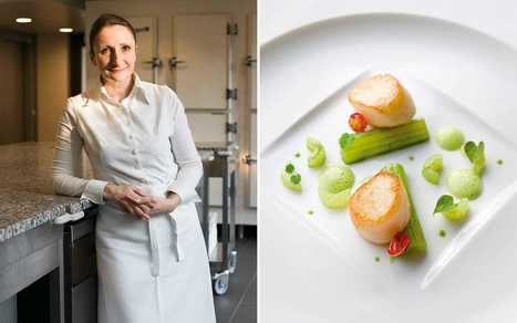 Anne-Sophie Pic, France's three-Michelin-starred chef: 'opening in London is the ultimate challenge' | Notebook | Scoop.it