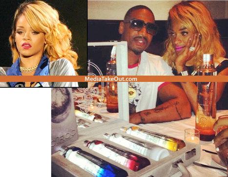 Rihanna dating en AP Rocky MediaTakeOut