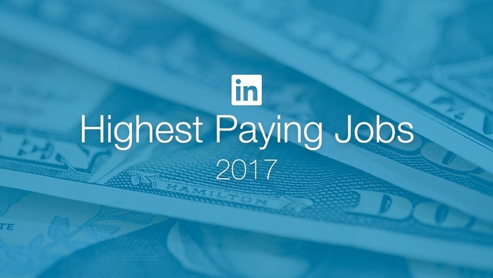 The Highest Paying Jobs in America Based On LinkedIn Salary Data | Digital Transformation of Businesses | Scoop.it