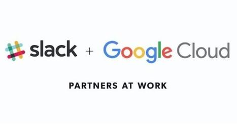 Google y Slack anuncian asociación para integrar sus servicios con mayor profundidad | Ingeniería Biomédica | Scoop.it