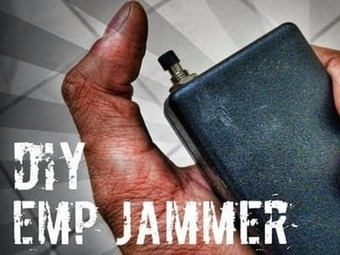 Destroy Any Device With EMP Jammer | Open Source Hardware News | Scoop.it