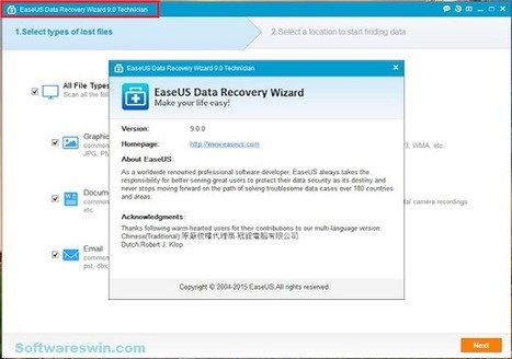 easeus data recovery wizard free 9.9