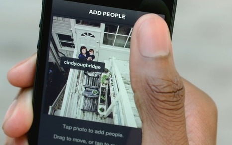 Ads of you: How brands will take advantage of Instagram's face tagging - VentureBeat | More about Photography | Scoop.it