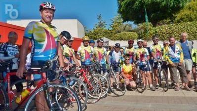 La Baule. Tous en selle pour la randonnée cyclotouriste annuelle - maville.com | Des yeux sur le deux-roues | Scoop.it