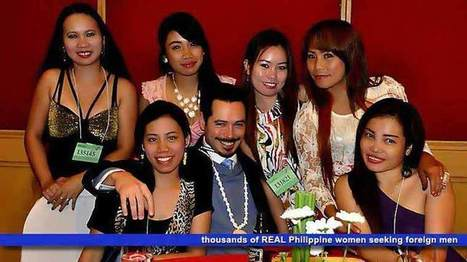 Philippine women american men