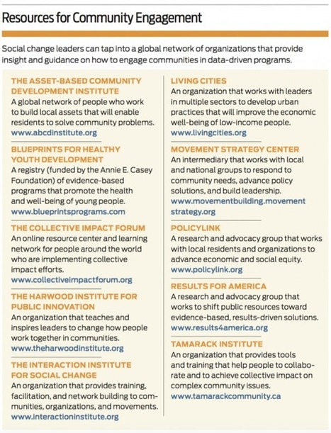 Community Engagement Matters (Now More Than Ever) (SSIR)   City Building Networks   Scoop.it