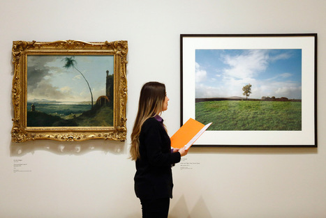 Tate display reveals how unconnected artists have looked at the landscape in similar ways | Visual Culture and Communication | Scoop.it