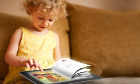 How eBooks Help Kids Get the Most Out of Reading | Educational (technology) leadership | Scoop.it