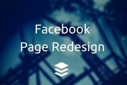 Everything You Need to Know to Optimize For The Facebook Page Redesign | Digital-News on Scoop.it today | Scoop.it