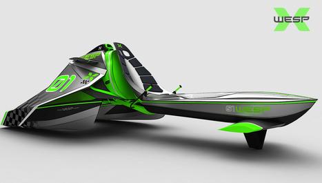 - Wesp - The Ultimate WaterCraft | Building Information Modeling | Scoop.it