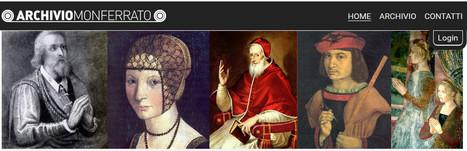 Nasce l'archivio storico digitale del Monferrato | Généal'italie | Scoop.it
