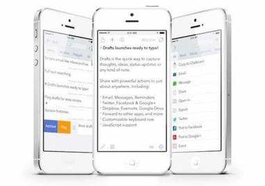 Cómo sacar provecho del poder de las notas en el iPhone (y cuáles son las mejores apps) | iPad classroom | Scoop.it