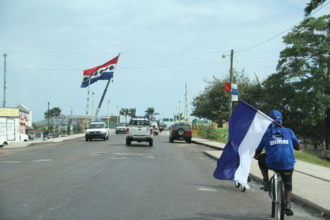 Photos around Belize City during General and Municipal Elections 2012 | Belize in Photos and Videos | Scoop.it