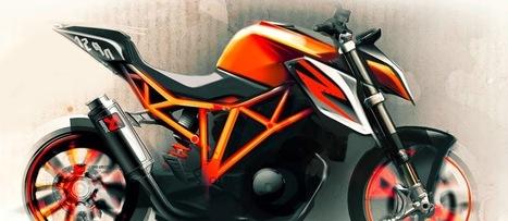 "KTM SUPER DUKE R - BIRTH OF ""THE BEAST"" | Vintage Motorbikes | Scoop.it"