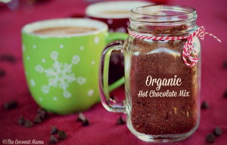 Homemade Hot Chocolate Mix - The Coconut Mama | Nutrition & Recipes | Scoop.it