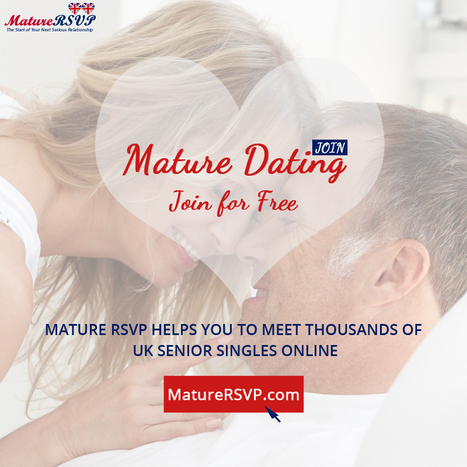 Senior online dating UK er dating ditt første fetter en synd