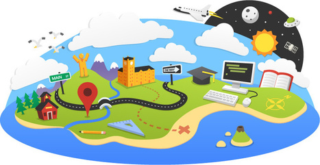 Education – Google Maps | New Learning Environments - Around the Google Earth | Scoop.it