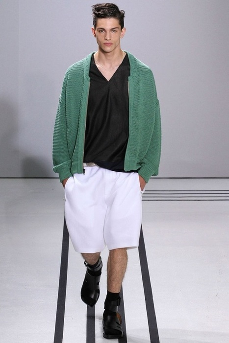 Men's Fashion Trends Spring-Summer 2013 Urban Safari ~ Olive Green Colors ~ Men Chic- Men's Fashion and Lifestyle Online Magazine | Men's Fashion Trends | Scoop.it