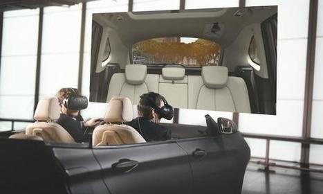 Automakers tap new partners to bridge tech gap | IVI-snews | Scoop.it