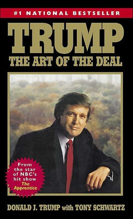 "Personal review of Donald Trump's ""The Art of the Deal"" Book 