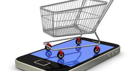 M-commerce : 7% des ventes en ligne en Europe en 2017 | Mobile & Magasins | Scoop.it
