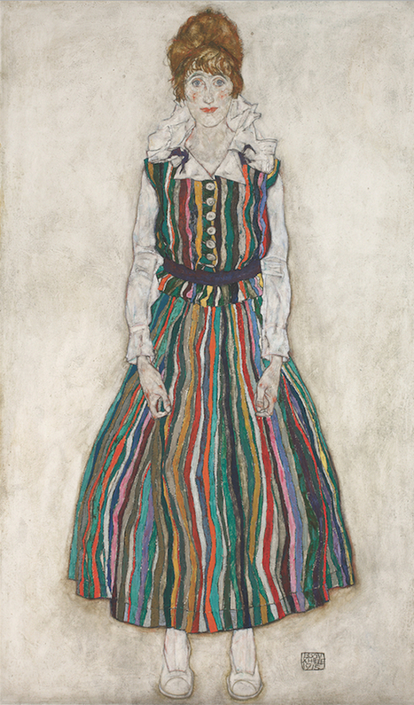 Painter, Interrupted: Losing Egon Schiele | Creatives at Home on the Internet | Scoop.it