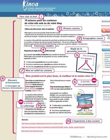 Comment optimiser son site Web en 10 points   Bonnes pratiques du e-tourisme   Scoop.it