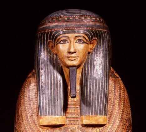 Las momias viajan a Mallorca en octubre - hoyesarte.com | Egiptología | Scoop.it