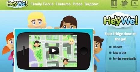 HeyWe, una red social para familias | integrando | Scoop.it
