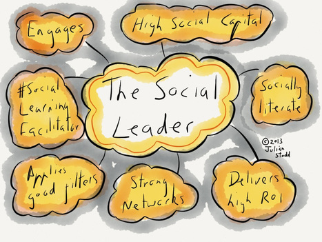 7 traits of the Social Leader | New Leadership | Scoop.it