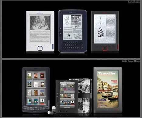 Evaluamos 8 lectores de libros electrónicos · pcactual.com · Especiales | Pobre Gutenberg | Scoop.it