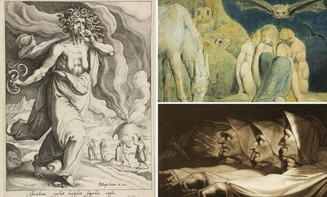 Cannibalism, orgies and suckling demons: Witchcraft in art | British Genealogy | Scoop.it