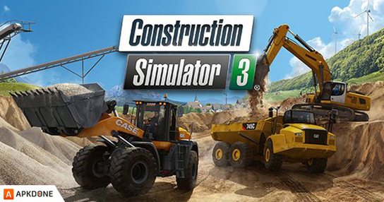 Construction Simulator 3 APK + Data 1 1 for And
