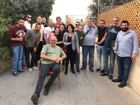 Why these 7 music business execs just visited Palestine and want you to join them in 2017 | Music Industry | Scoop.it