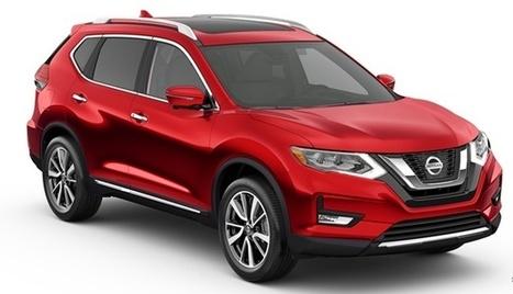 2020 Rogue In Nissan Car Scoop It