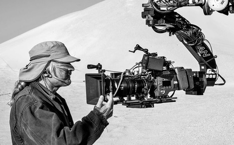 "photo - Sony F65: Interview with Claudio Miranda, ASC on ""Oblivion"". By Jon Fauer 
