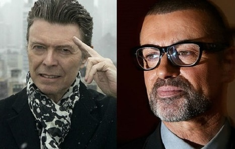 David Bowie and George Michael to be honoured at the Brit Awards 2017 - NME | B-B-B-Bowie | Scoop.it