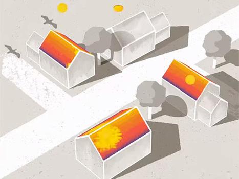 Google Introduces Project Sunroof | Inside Google | Scoop.it