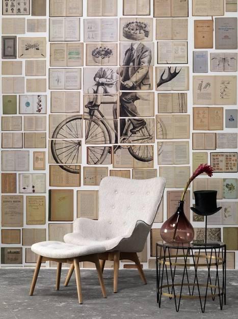 39 trompe l 39 oeil 39 in tissu d 39 ameublement art textile et papier peint de luxe. Black Bedroom Furniture Sets. Home Design Ideas