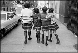 USA. NYC. 1976. Little Italy. Ro, JoJo, Dee and... | Photojournalism reporting | Scoop.it