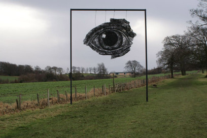 Surreal floating eye sculptures - Lost At E Minor: For creative people | Inspiring Creativity | Scoop.it
