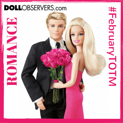 The DollObservers.com #FebruaryTOTM Photo Contest Theme is Romance | Fashion Dolls | Scoop.it